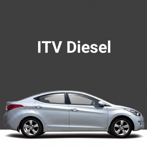 ITV Vehículos Diesel ITV CTM Vallecas