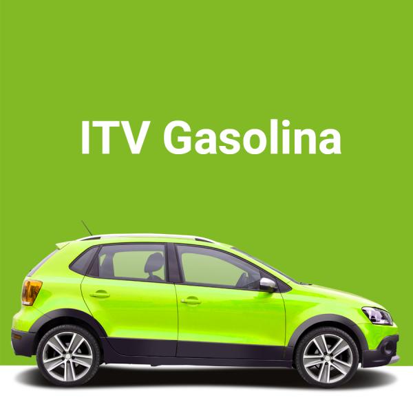 ITV Vehículos Gasolina ITV CTM Vallecas